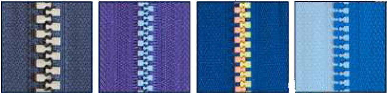 K10 farebné variácie